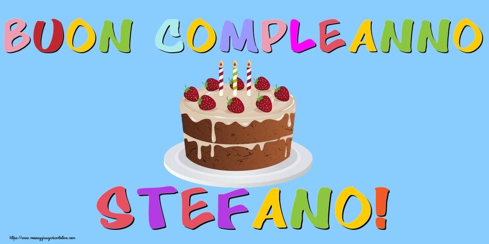 Cartoline di compleanno | Buon Compleanno Stefano!