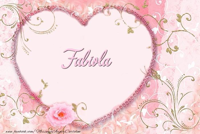 Cartoline d'amore | Fabiola