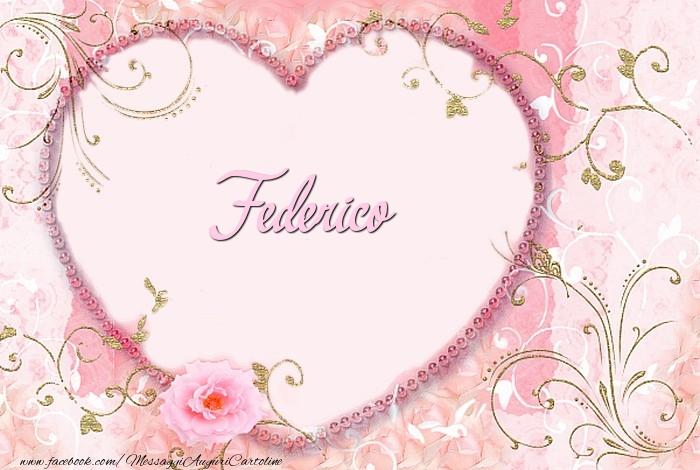 Cartoline d'amore | Federico