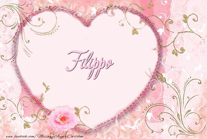 Cartoline d'amore | Filippo