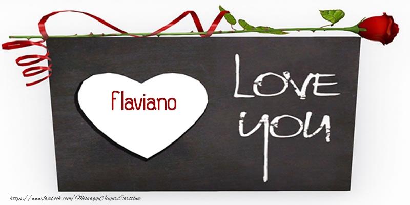 Cartoline d'amore   Flaviano Love You
