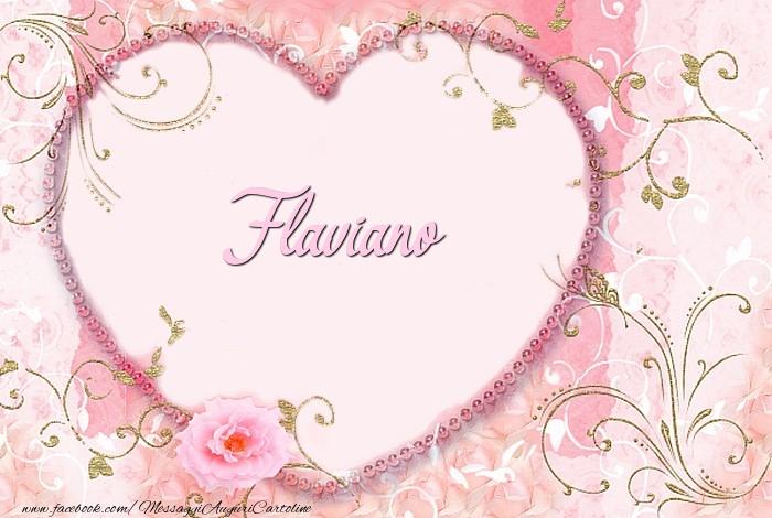 Cartoline d'amore | Flaviano