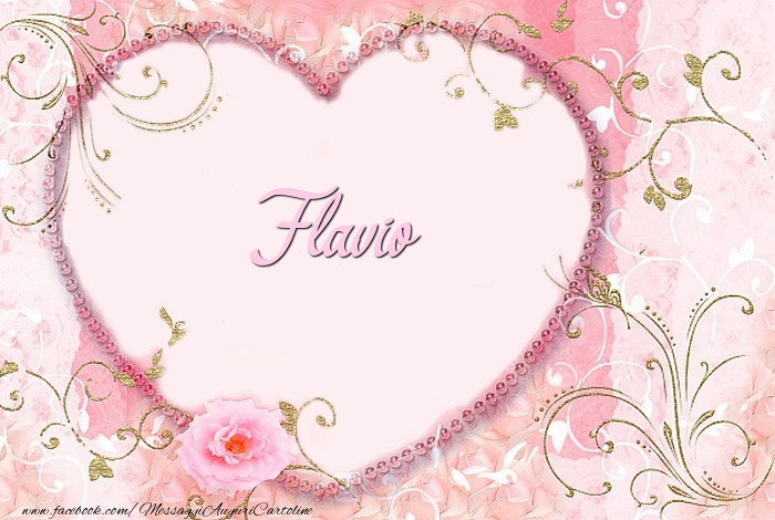 Cartoline d'amore | Flavio