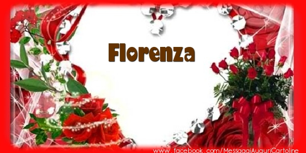 Cartoline d'amore | Love Florenza!