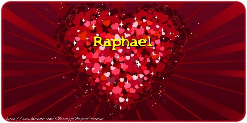 Cartoline d'amore   Raphael