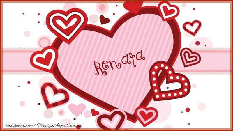 Cartoline d'amore | Renata