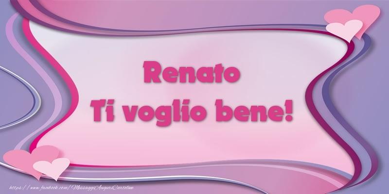 Cartoline d'amore   Renato Ti voglio bene!