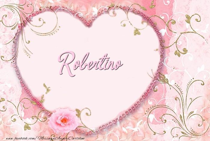 Cartoline d'amore   Robertino