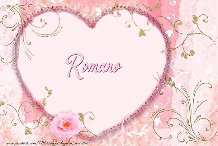Cartoline d'amore   Romano