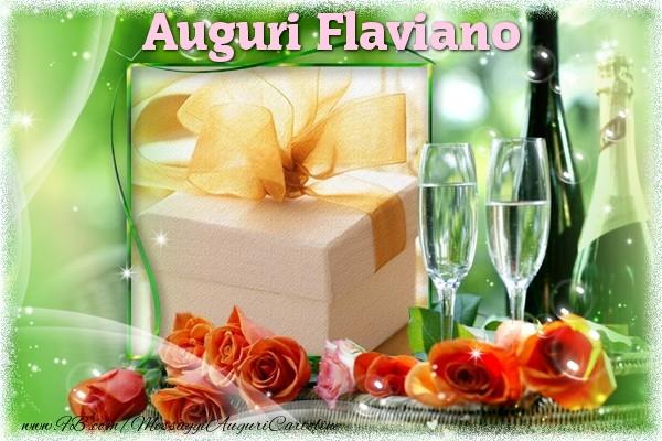 Cartoline di auguri | Auguri Flaviano