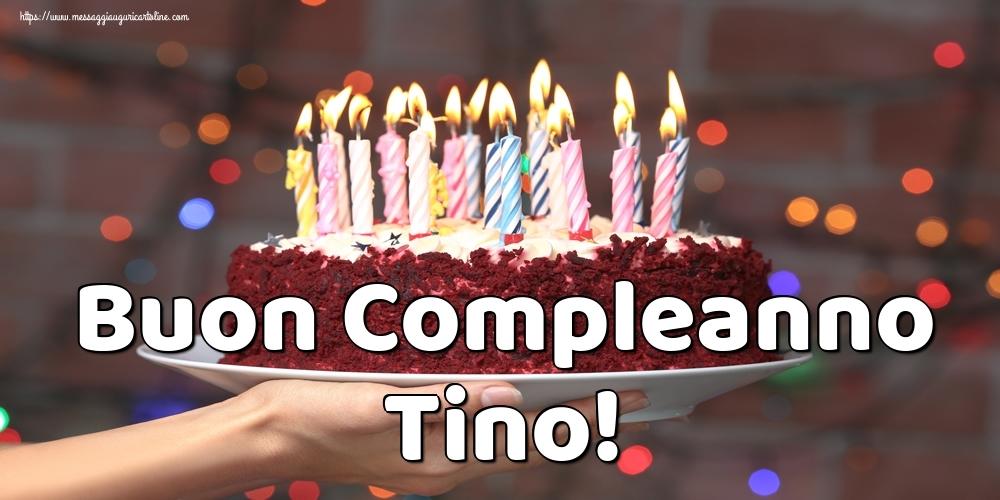 Cartoline di auguri | Buon Compleanno Tino!