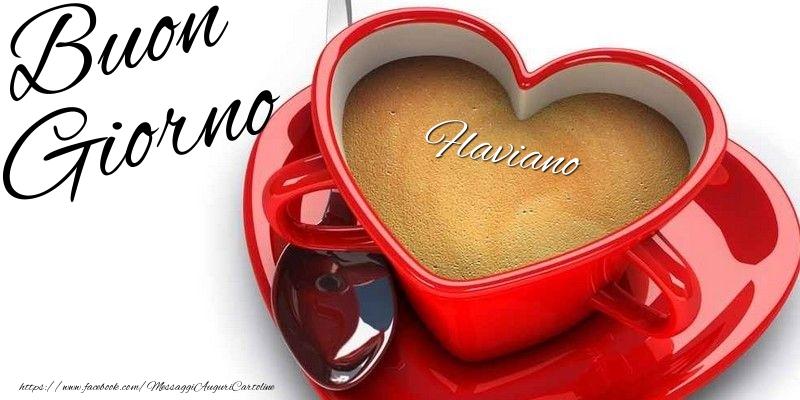 Cartoline di buongiorno   Buon Giorno Flaviano