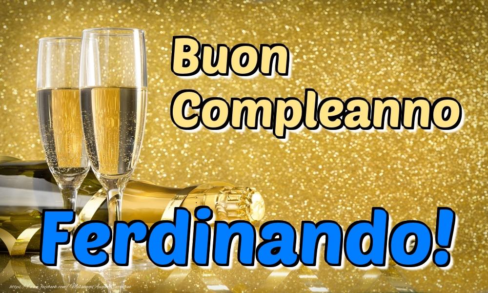 Cartoline di compleanno | Buon Compleanno Ferdinando!