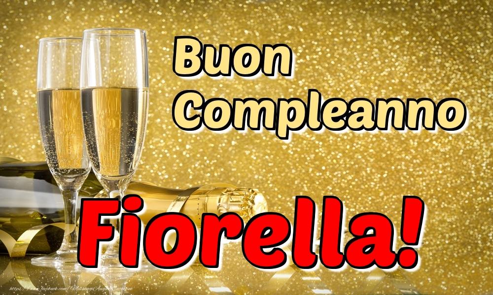 Cartoline di compleanno | Buon Compleanno Fiorella!