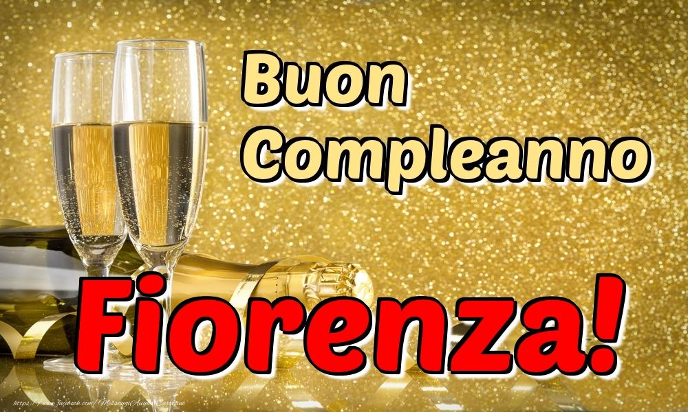 Cartoline di compleanno | Buon Compleanno Fiorenza!