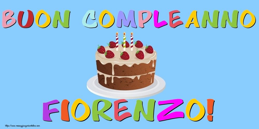 Cartoline di compleanno | Buon Compleanno Fiorenzo!