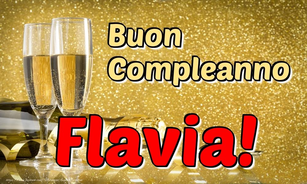 Cartoline di compleanno | Buon Compleanno Flavia!