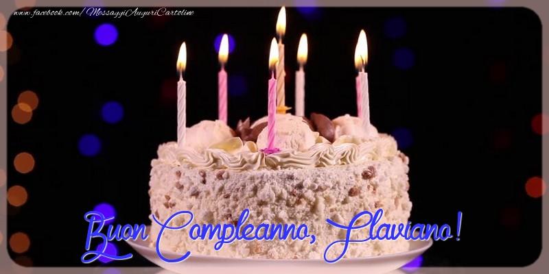 Cartoline di compleanno | Buon compleanno, Flaviano