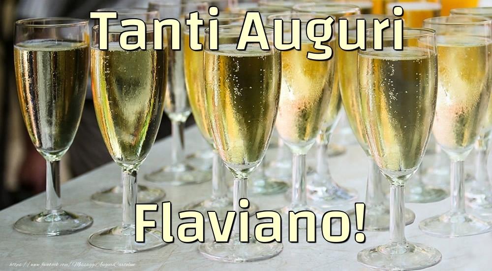 Cartoline di compleanno | Tanti Auguri Flaviano!