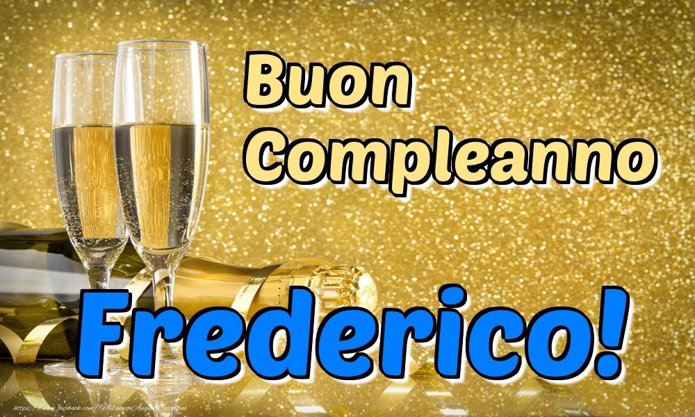 Cartoline di compleanno | Buon Compleanno Frederico!