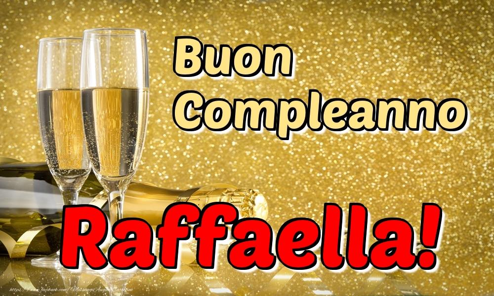 Cartoline di compleanno | Buon Compleanno Raffaella!