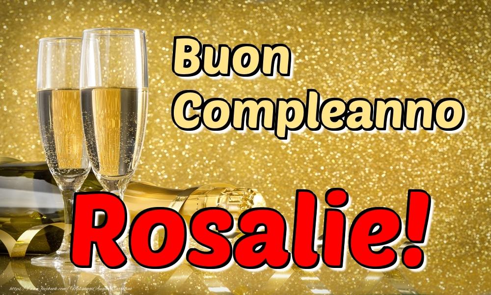 Cartoline di compleanno | Buon Compleanno Rosalie!