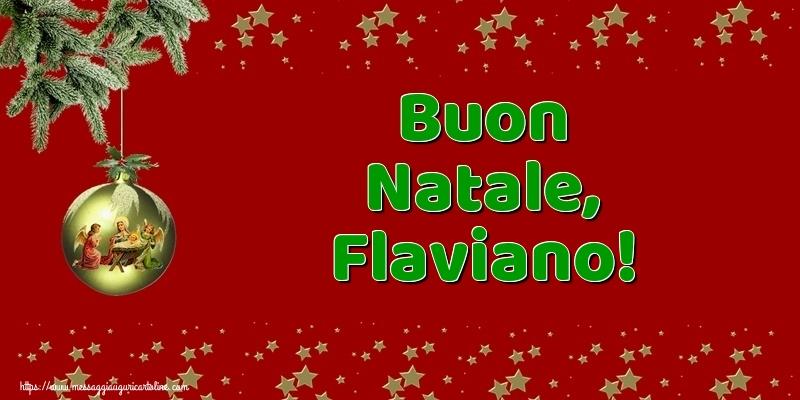 Cartoline di natale   Buon Natale, Flaviano!