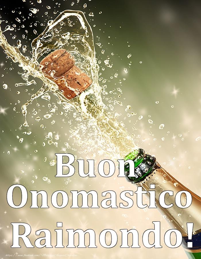 Cartoline di onomastico | Buon Onomastico Raimondo!