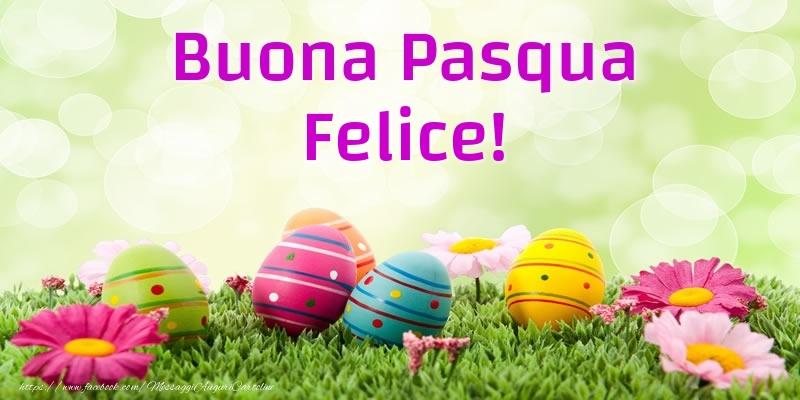 Cartoline di Pasqua | Buona Pasqua Felice!