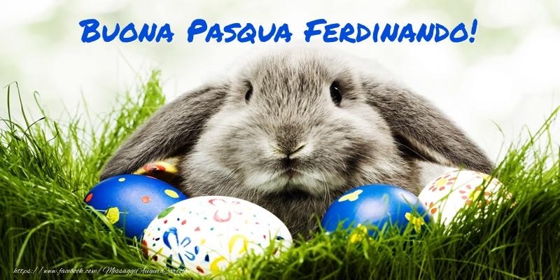 Cartoline di Pasqua | Buona Pasqua Ferdinando!