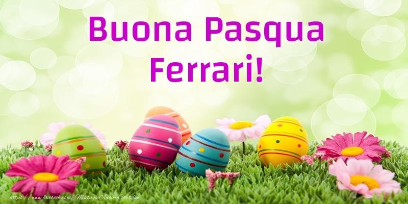 Cartoline di Pasqua | Buona Pasqua Ferrari!