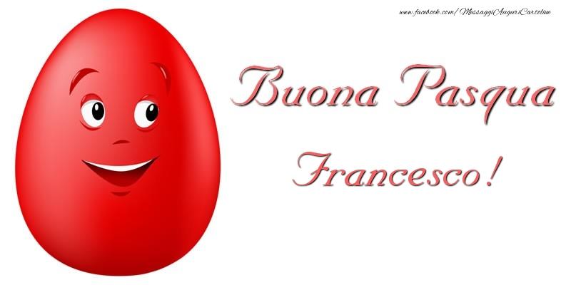 Cartoline di Pasqua | Buona Pasqua Francesco!